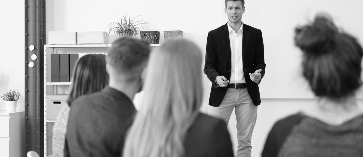Parler en public  : inné ou acquis ?