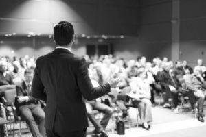 parler devant un public