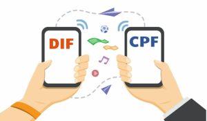 DIF VS CPF
